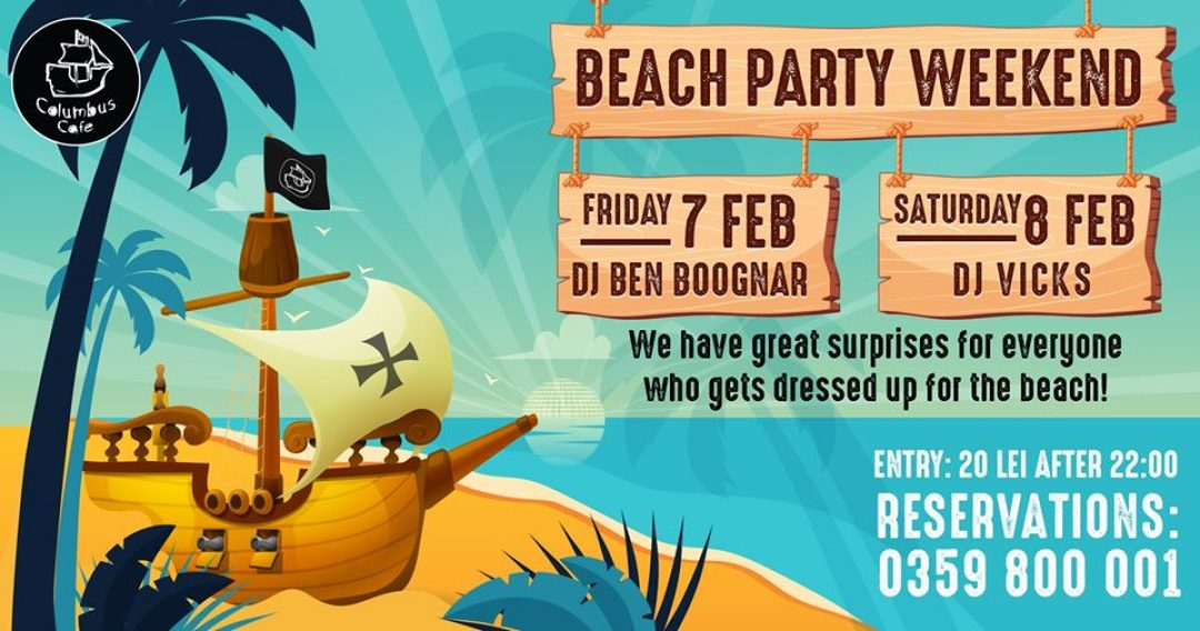Beach Party Weekend